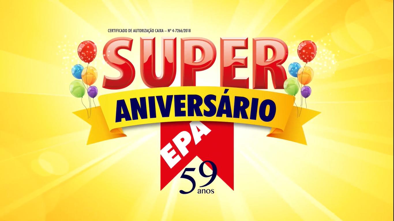 ENTREGA DOS PRÊMIOS ANIVERSÁRIO EPA 59 ANOS
