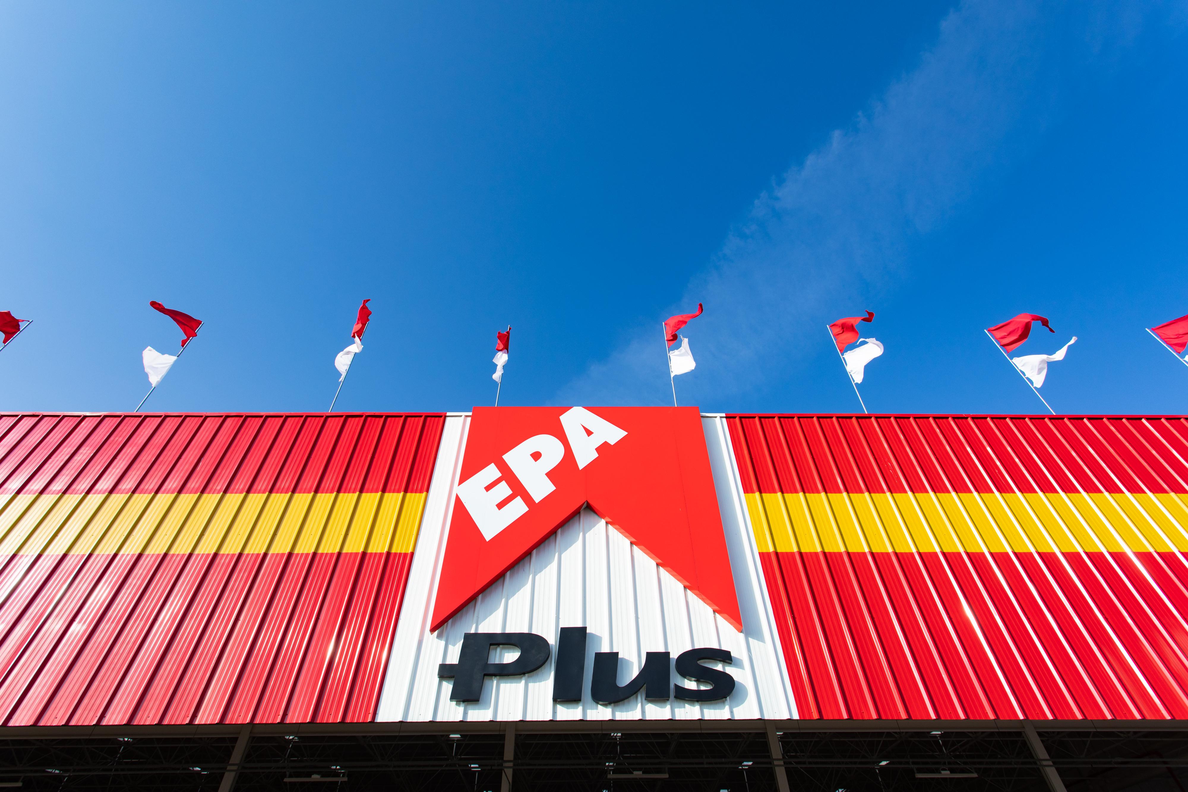 epa plus nova loja alfenas
