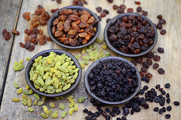 uva passas todos os tipos frutas desidratadas epa