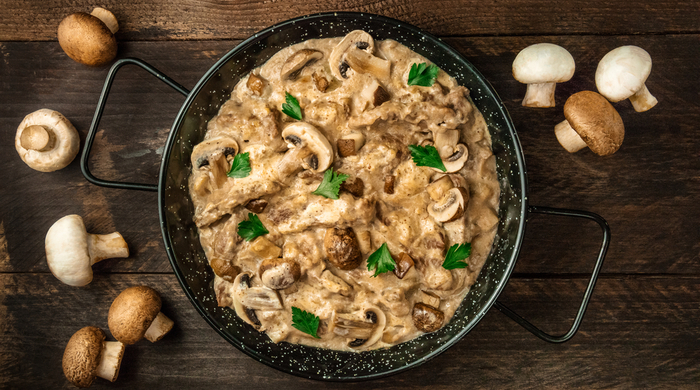 strogonoff de carne filé tradicional receita russia  jantar ideias