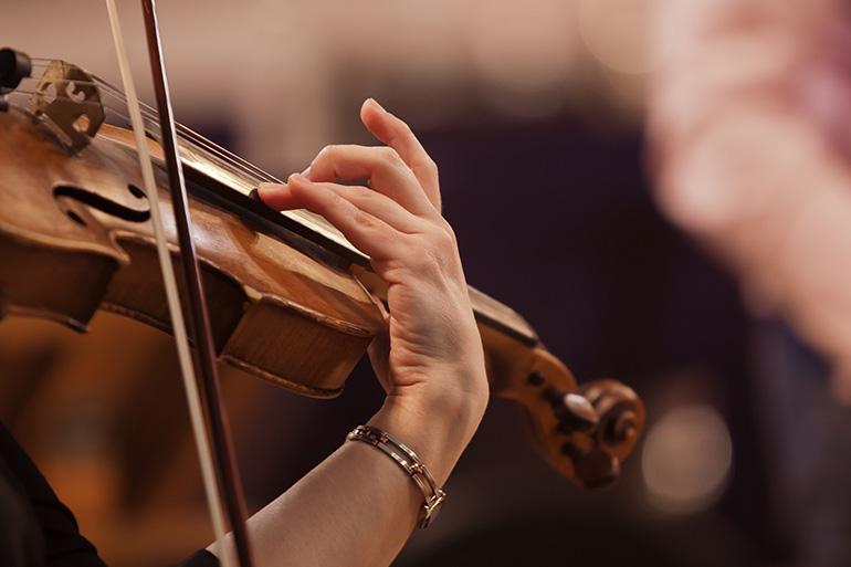 No Epa Você Faz Suas Compras Ao Som de Violinos