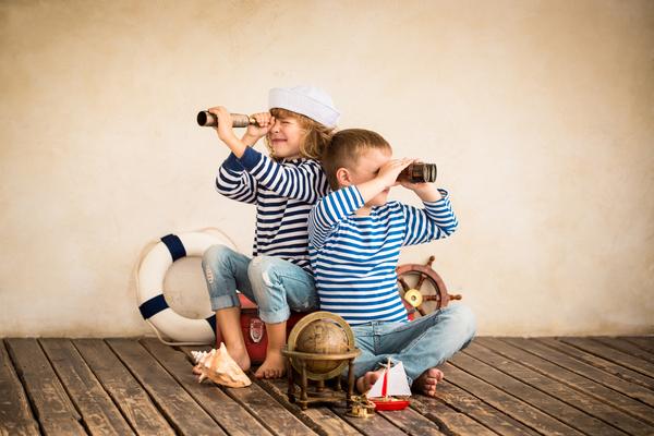 Dia das crianças em casa: brincadeiras e receitas para aproveitar o dia