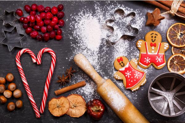 Bolos, biscoitos e doces de natal para fazer e presentear