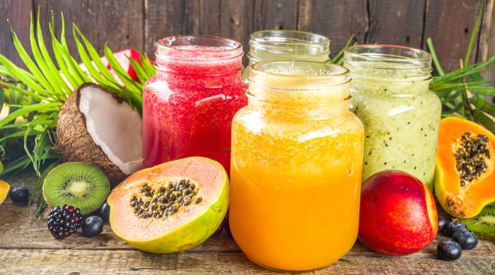 O poder dos sucos naturais para a sua alimentação